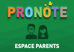pronote-espace parents