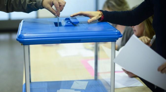Semaine de la démocratie scolaire : élection des délégués des élèves au CVL