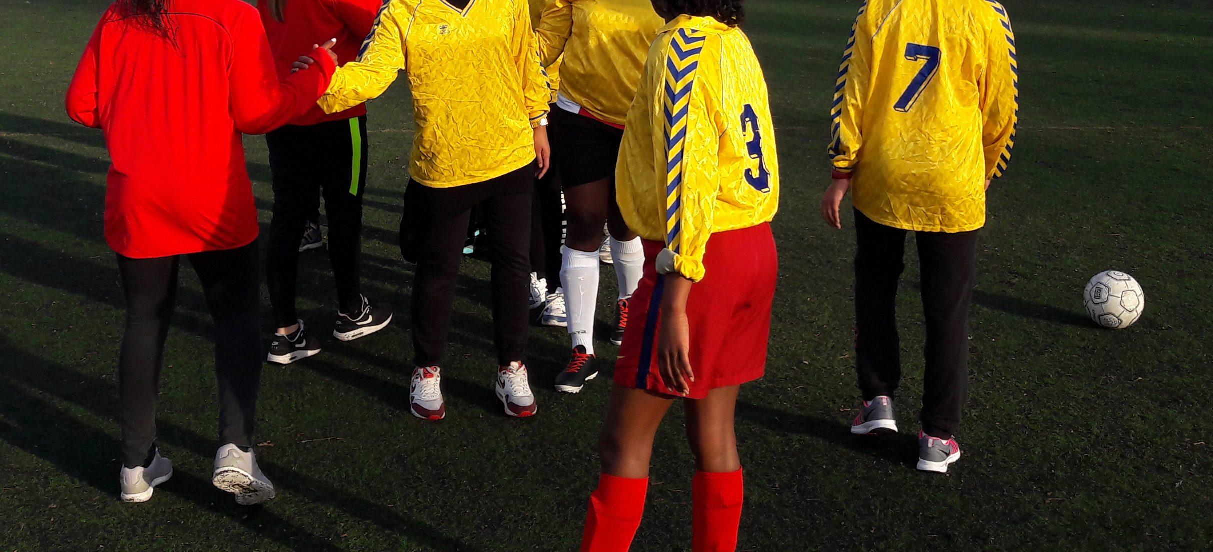UNSS – Football Bravo les filles !