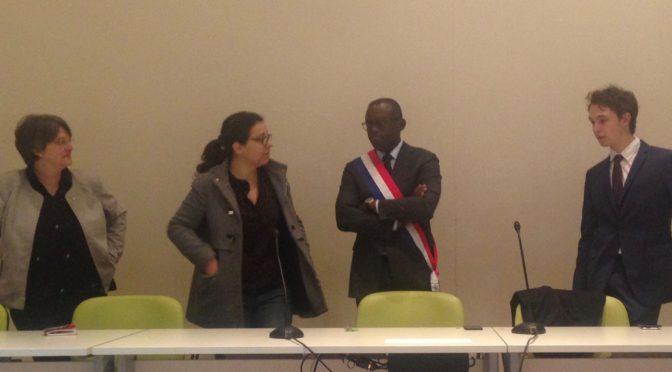 Rencontre avec J.-F. Mbaye, député