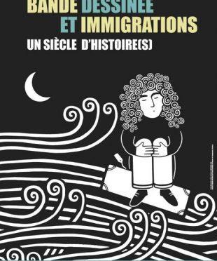 Une exposition au CDI : Bande dessinée et immigrations : un siècle d'histoire(s)